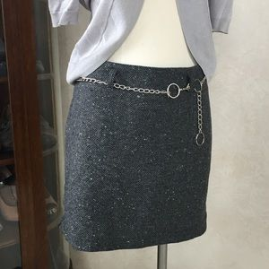 35th and 10th Brand Grey Skirt Juniors Size 5
